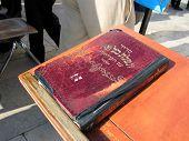 foto of tora  - bible - JPG