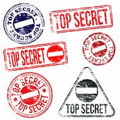 Top Secret Stamps