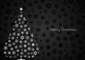 stock photo of merry chrismas  - Merry Christmas background - JPG