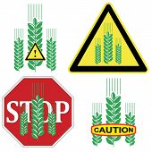 Caution Grains