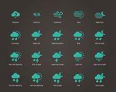 foto of sandstorms  - Weather icons - JPG