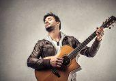 Emotional Musician