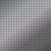 Texture of the holes
