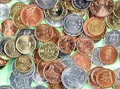 Moedas moeda mundial