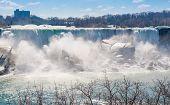 American Falls in Niagara Falls, Canada