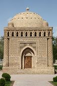 Samanid tomb in Bukhara