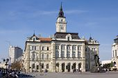The City Hall In Novi Sad City In Serbia