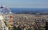 Noria Over Barcelona