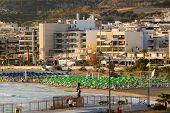 Beach Of Rethymno