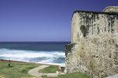 Castillo De San Cristobal, Puerto Rico