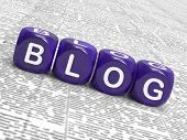 Blog Dice Show Writing News Marketing Or Opinion