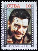Anniversary Of Death Of Che Guevara - 2002 Cuba Stamp