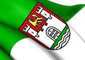Flag Of Wolfsburg