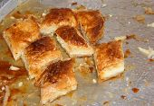 Cheesy Baklava