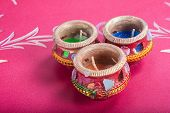 Indian Decorative Candle Cup