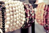 Bead Bangles In Shop Of Surajkund Fair, Retro Style