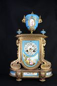 Antique 1867 French Clock