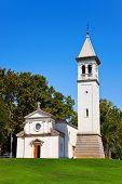 Church in Split, Croatia - architecture religion background