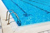 Waterpool - sport background