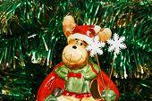 Christmas Decorative Deer