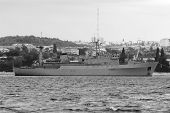 Warships In Sevastopol.
