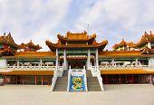 foto of budha  - Thean Hou Temple in Kuala Lumpur Malaysia - JPG