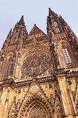 St. Vitus Cathedral - Prague Czech republic