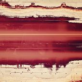 Grunge background with space for your text or image. With brown, red, orange, gray patterns