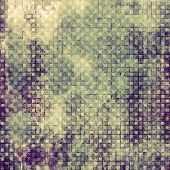 Grunge aging texture, art background. With yellow, violet, green patterns