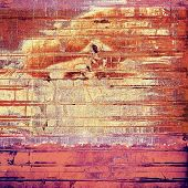 Rough grunge texture. With yellow, pink, purple, violet patterns