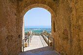 pic of swabian  - Swabian Castle of Rocca Imperiale - JPG