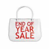 image of year end sale  - End of year sale bag - JPG