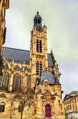Постер, плакат: Saint etienne du mont A Church In Paris France