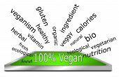 foto of vegan  - informative 100 - JPG