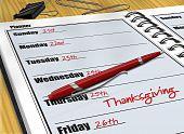 Thanksgiving Plans