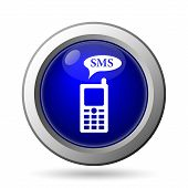 picture of sms  - SMS icon - JPG
