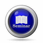 picture of seminar  - Seminar icon - JPG