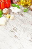 picture of peppercorns  - Italian food background - JPG