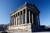 picture of armenia  - Pagan sun temple - JPG