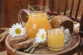 picture of jug  - Grain drink  - JPG
