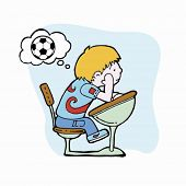 soccer daydream