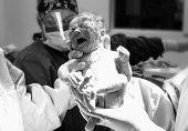 Nascimento de um bebê