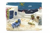 Greek Island Souvenirs