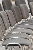 Grey Seat