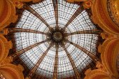 Lafayette ceiling sphere