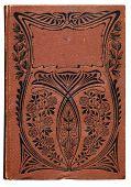 vintage art-nouveau bookcover