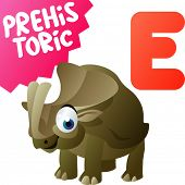 Prehistoric Animals: E is for Embolotherium