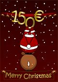 Merry Christmas - 150 Euro - Gift Certificate