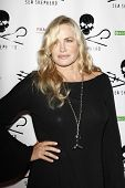 LOS ANGELES - OCT 23: Daryl Hannah at the Animal Planet's 'Whale Wars' + Sea Shepherd Conservation S
