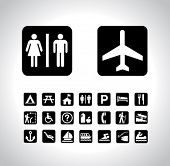 Traveling Pictographs set